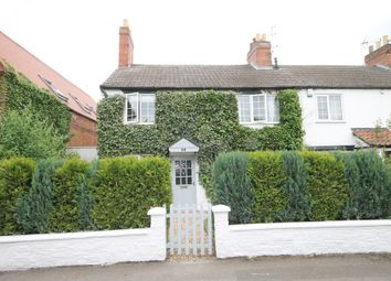 Thumbnail 4 bed cottage for sale in Chapel Lane, Farndon, Newark, Nottinghamshire.