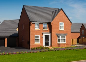 "Thumbnail 4 bedroom detached house for sale in ""Holden"" at New Road, Tankersley, Barnsley"