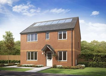 """Thumbnail 4 bedroom detached house for sale in """"The Thurso"""" at Penzance Way, Chryston, Glasgow"""