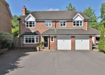 Thumbnail 5 bedroom detached house for sale in Britannia Gardens, Hedge End, Southampton
