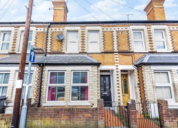 Thumbnail 4 bed terraced house for sale in Pitcroft Avenue, Reading
