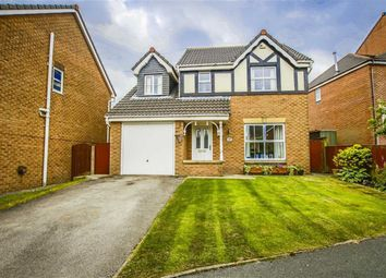 Thumbnail 4 bed detached house for sale in Clayton Way, Clayton Le Moors, Accrington