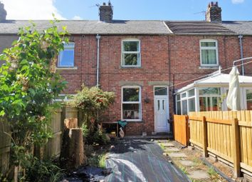 Thumbnail 2 bed terraced house for sale in Plantation Terrace, Crook