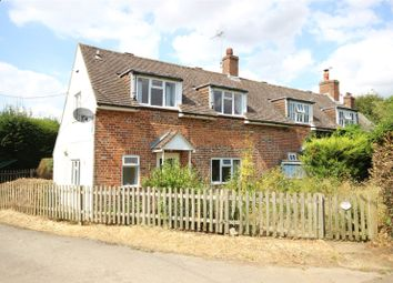 Thumbnail 2 bed semi-detached house for sale in Church Cottages, Upper Wield, Alresford, Hampshire