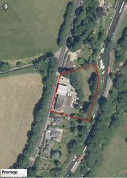 Thumbnail Commercial property for sale in Monkton Combe Garage, Warminster Road, Bath, Somerset