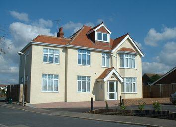 Thumbnail 1 bed flat to rent in Highfield Gardens, Rustington, Littlehampton