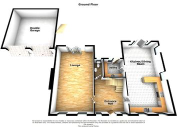 Thumbnail 4 bed property for sale in Pine Tree Lane, Ashley Heath, Shropshire