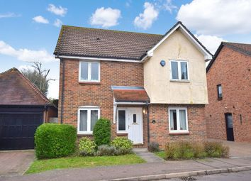 Thumbnail 4 bed detached house for sale in The Shaw, Hatfield Heath