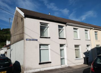 Thumbnail 2 bed end terrace house for sale in Hamilton Street, Merthyr Tydfil