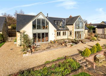 Thumbnail 4 bed detached house for sale in Higher Blandford Road, Shaftesbury, Dorset