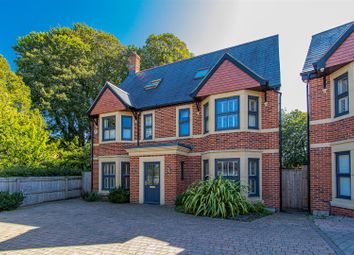 Thumbnail 5 bed detached house for sale in Pencisely Road, Cardiff