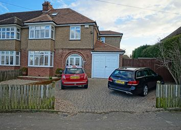 Thumbnail 5 bed semi-detached house for sale in The Ridgewaye, Southborough, Tunbridge Wells