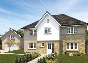 "Thumbnail 4 bedroom detached house for sale in ""The Elliot At Kilmardinny Grange"" at Milngavie Road, Bearsden, Glasgow"