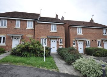 Thumbnail 2 bed terraced house to rent in Alonso Close, Chellaston, Derby