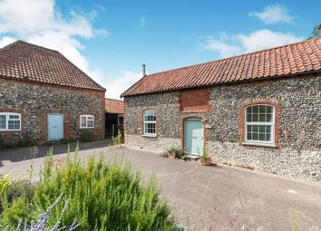 Thumbnail 4 bedroom cottage for sale in Bury Road, Hopton, Diss
