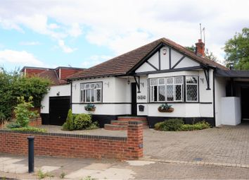 Thumbnail 3 bed detached bungalow for sale in Tudor Close, Kingsbury