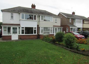 Thumbnail 2 bed semi-detached house to rent in Wilnecote Lane, Tamworth