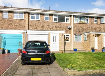 Thumbnail 3 bed terraced house for sale in Charlecote Close, Farnborough, Hampshire