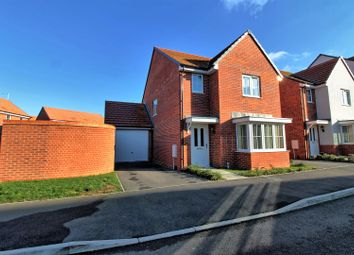 Thumbnail 3 bed link-detached house for sale in Keen Avenue, Buntingford