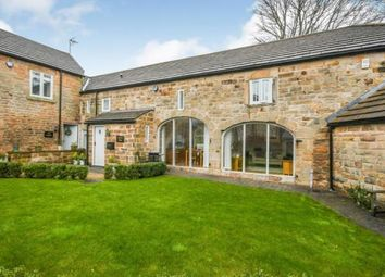 Thumbnail 2 bed barn conversion for sale in Mill Lane, Old Tupton, Chesterfield, Derbyshire