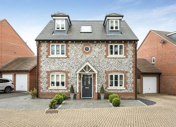 Kingshill Drive, High Wycombe, Buckinghamshire HP13. 5 bed detached house for sale