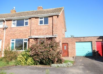 Thumbnail 3 bed semi-detached house for sale in Monmouth Road, Westonzoyland, Bridgwater