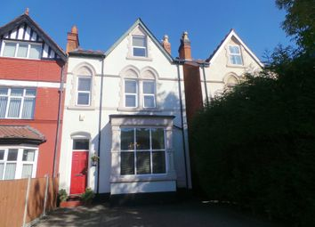 Thumbnail 4 bed semi-detached house for sale in Chester Road, Sutton Coldfield