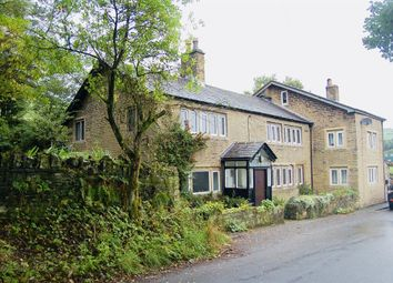 Thumbnail 4 bed semi-detached house for sale in Higher House, Thurston Clough Road, Delph
