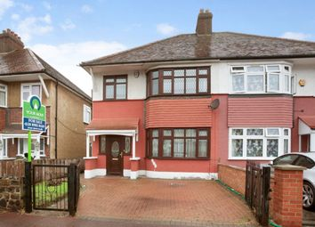 Thumbnail 3 bed semi-detached house for sale in East Road, Chadwell Heath, Romford