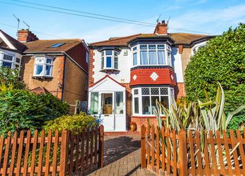 Thumbnail 4 bed semi-detached house for sale in Jesmond Road, Hove