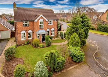 Thumbnail 4 bed detached house for sale in Cadman Drive, Priorslee, Telford, Shropshire