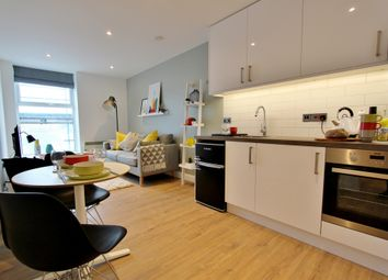 Thumbnail 1 bed flat for sale in Chapel Road, Worthing