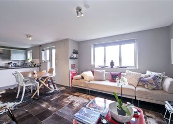 Thumbnail 2 bed flat for sale in Riverside House, Canonbury Street