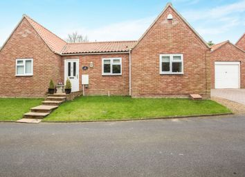 Thumbnail 4 bedroom detached bungalow for sale in Peddars Rise, Swaffham
