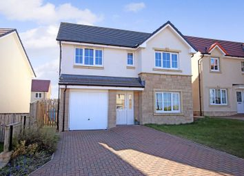 Thumbnail 4 bed detached house for sale in Millcraig Place, Winchburgh, Broxburn