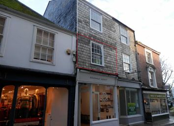 Thumbnail Office to let in First Floor Office, 8, Duke Street, Truro, Cornwall