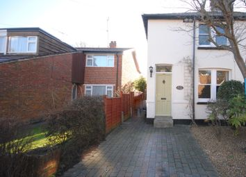 Thumbnail 3 bed semi-detached house to rent in Bakers Lane, Lingfield