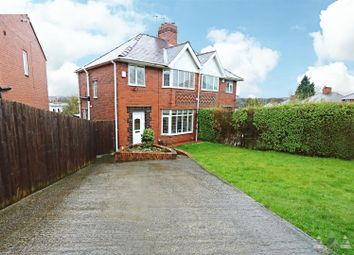 3 bed semi-detached house for sale in Highfield View Road, Newbold, Chesterfield, Derbyshire S41