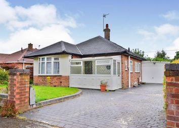Thumbnail 3 bed bungalow for sale in Stanneylands Drive, Wilmslow, Cheshire, Uk