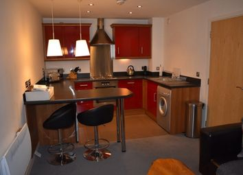 Thumbnail 1 bed flat to rent in Britannia Apartments, Phoebe Road, Copper Quarter, Swansea.
