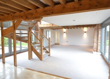 Thumbnail 4 bed barn conversion to rent in Hayloft Barn, Oxton Hill Farm, Southwell, Nottinghamshire