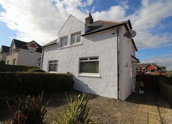Thumbnail 3 bed semi-detached house for sale in Baxter Street, Greenock