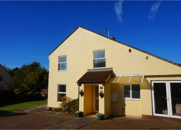 Thumbnail 4 bed detached house for sale in Knapp Road, Wotton-Under-Edge