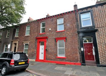 Thumbnail 3 bed terraced house for sale in Aglionby Street, Carlisle