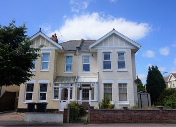 Thumbnail 2 bed flat to rent in 82 Beaufort Road, Bournemouth