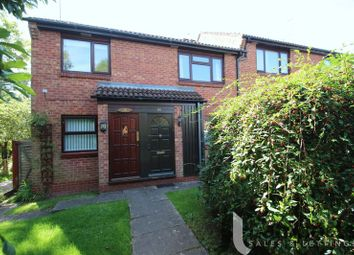 Thumbnail 2 bed flat for sale in Rangeworthy Close, Walkwood, Redditch