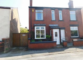 Thumbnail 2 bed semi-detached house for sale in Mill Lane, Woodley, Stockport