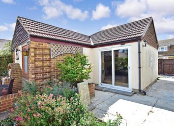 Thumbnail 3 bed semi-detached bungalow for sale in St. Clements Close, Bayview, Kent