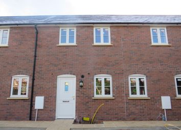 Thumbnail 1 bed end terrace house for sale in Swan Place, Old Stratford, Milton Keynes