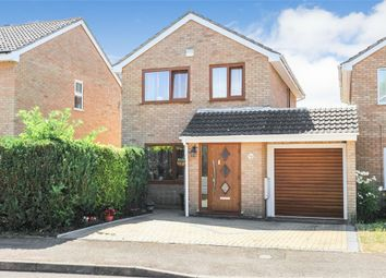 Thumbnail 3 bed detached house for sale in Oleander Crescent, Northampton